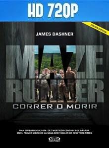The Maze Runner Correr o Morir 720p Latino 2014