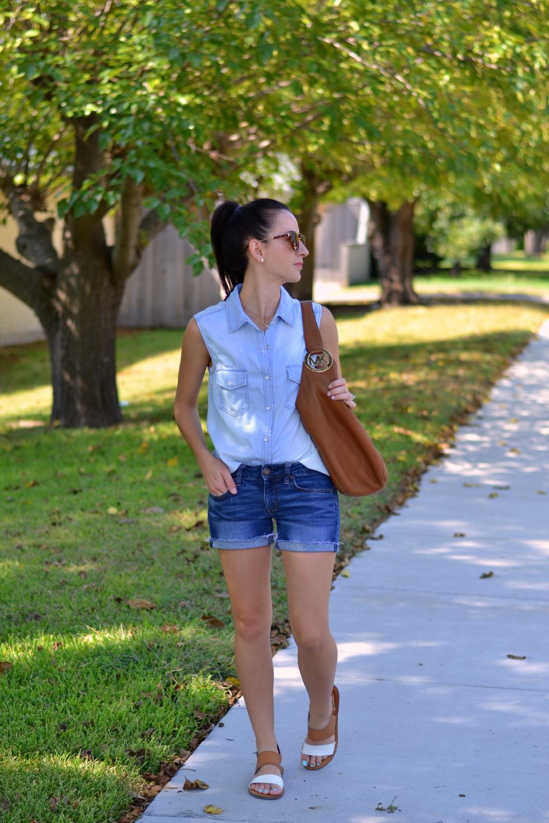 Denim Summer Look