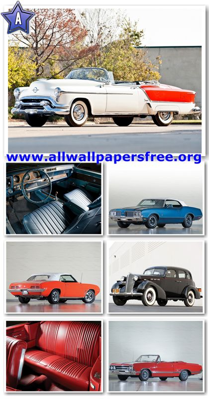 80 Amazing American Classic Cars Wallpapers 1280 X 1024 [Set 17]