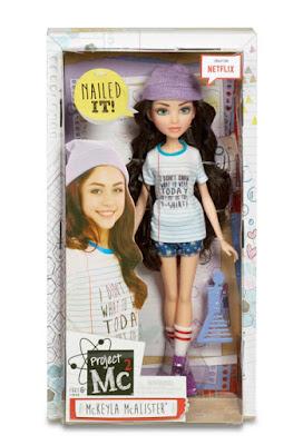 TOYS : JUGUETES - Project Mc2 McKeyla McAlister | Muñeca - Doll Producto Oficial Serie TV Netflix 2015 | MGA 537533 | A partir de 6 años Comprar en Amazon España & buy Amazon USA