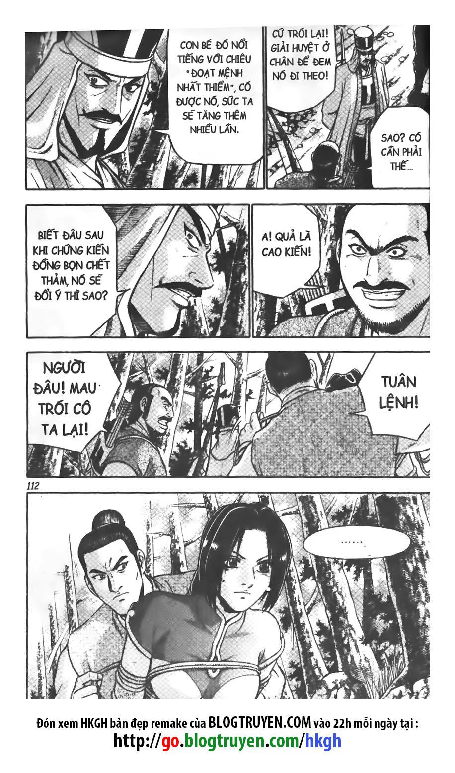Hiệp Khách Giang Hồ chap 321 page 5 - IZTruyenTranh.com