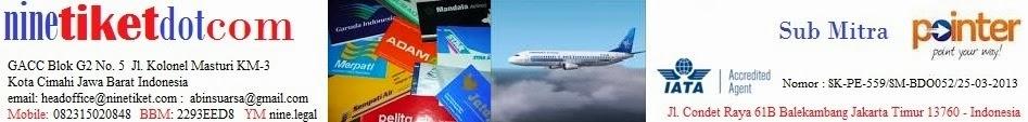 tiket pesawat terbang murah dan promo
