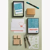 UNDEFINED - Stamp Carving Kit