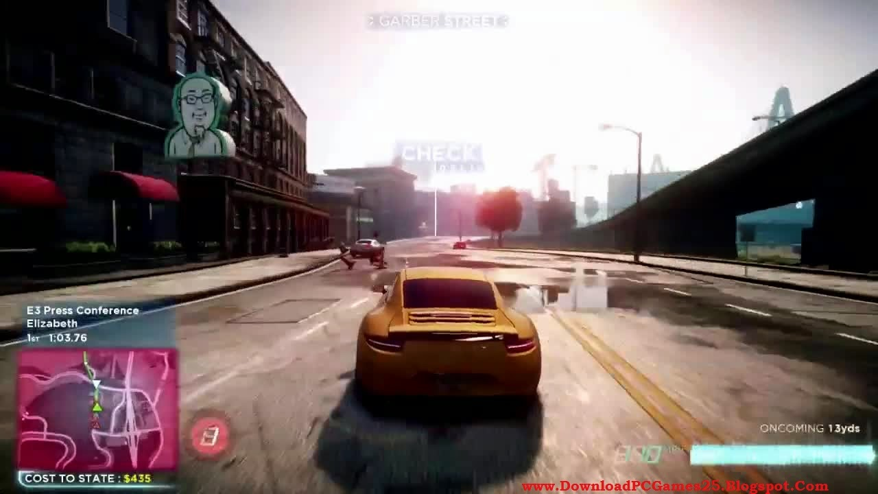 Need For Speed Most Wanted 2012 PC Game