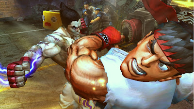 Street Fighter X Tekken free download