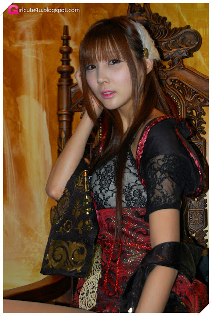 6 Lee Yoo Eun - G-Star 2011-very cute asian girl-girlcute4u.blogspot.com