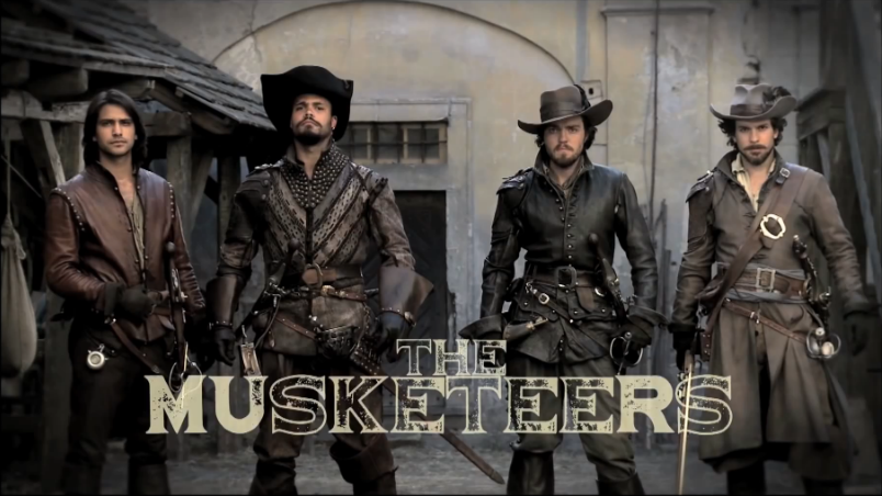 The Muskeeters
