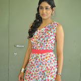 Manisha Yadav Photos in Floral Short Dress at Preminchali Movie Press Meet 74