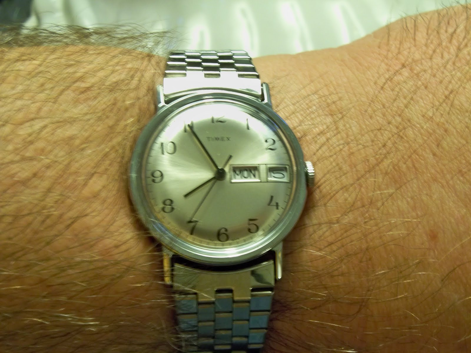 The Watch Dude: A Brand New . . . Old Timex