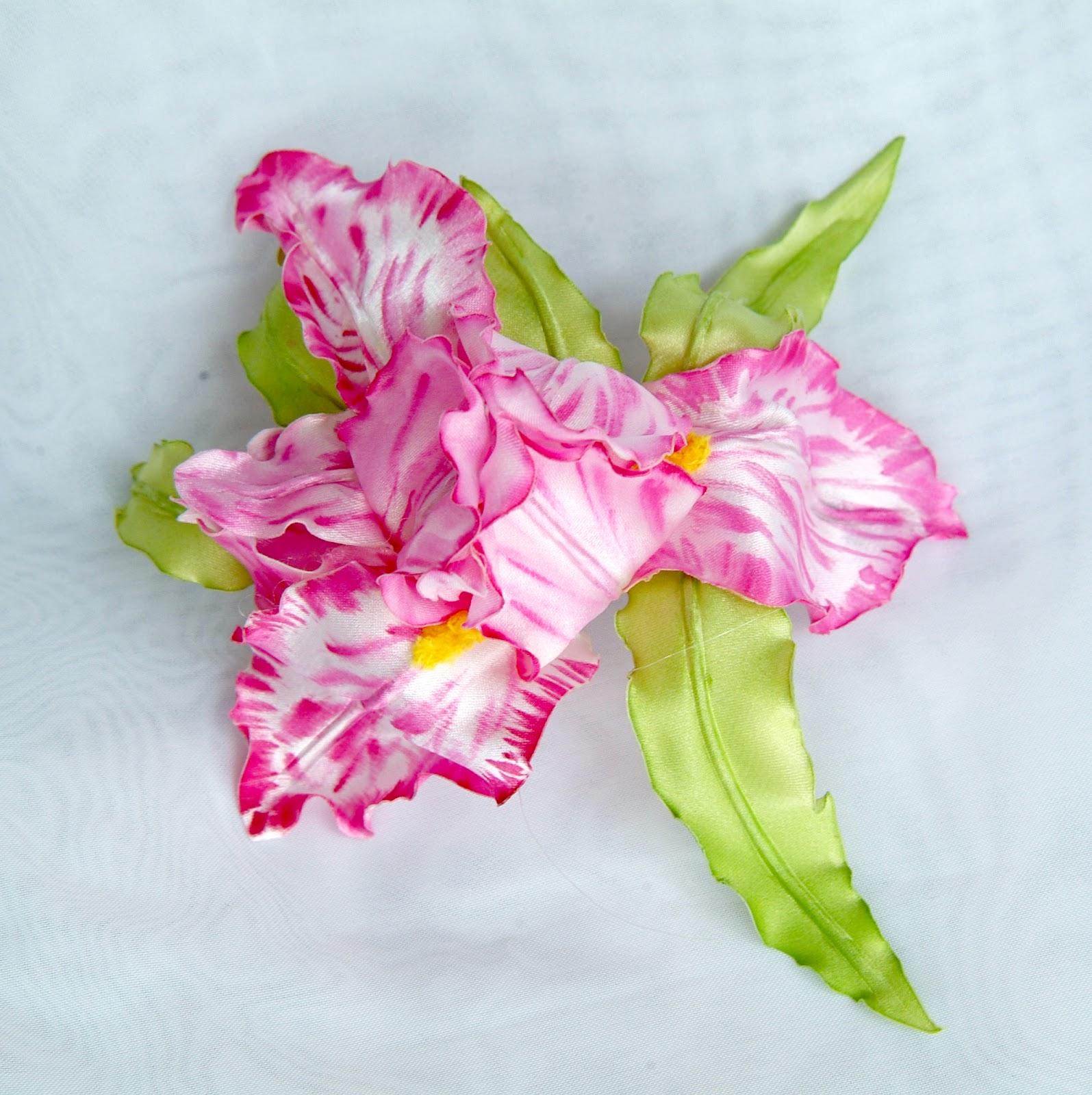 Два цветка девушка 67