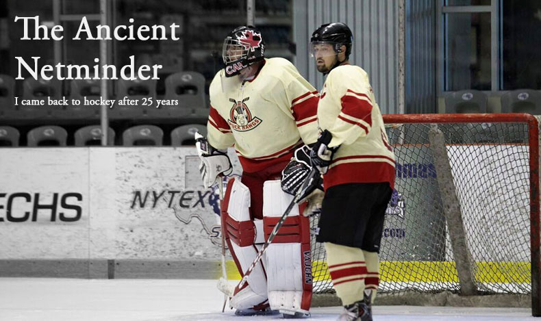 The Ancient Netminder
