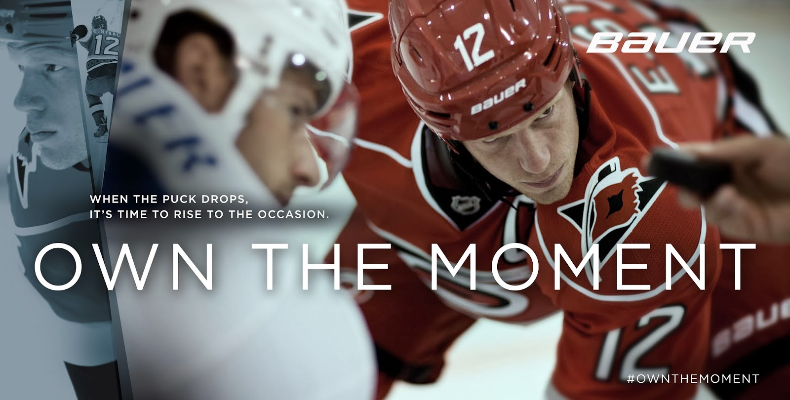 Bauer own the moment wallpaper kane