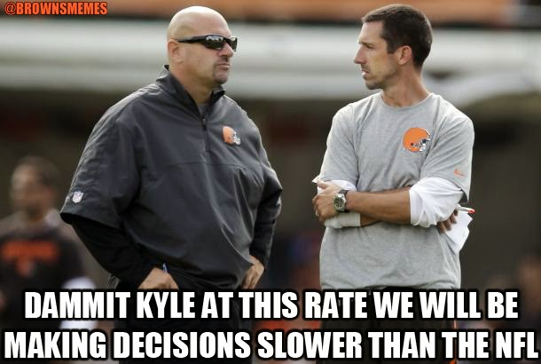 Mike Pettine Kyle Shanahan Browns memes at Cleveland Sports Memes