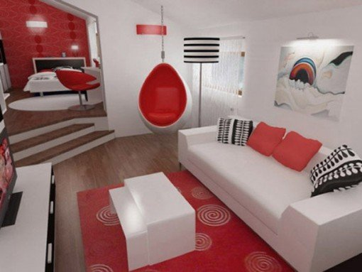Superieur Mod Retro Home Decor Mid Century Modern Bedroom