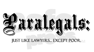 Paralegal get it for me
