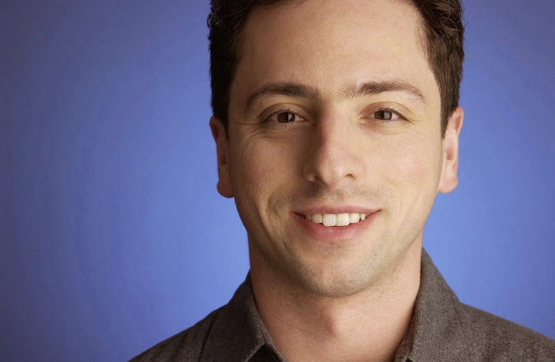 Sergey Brin Tokoh Pendiri Google