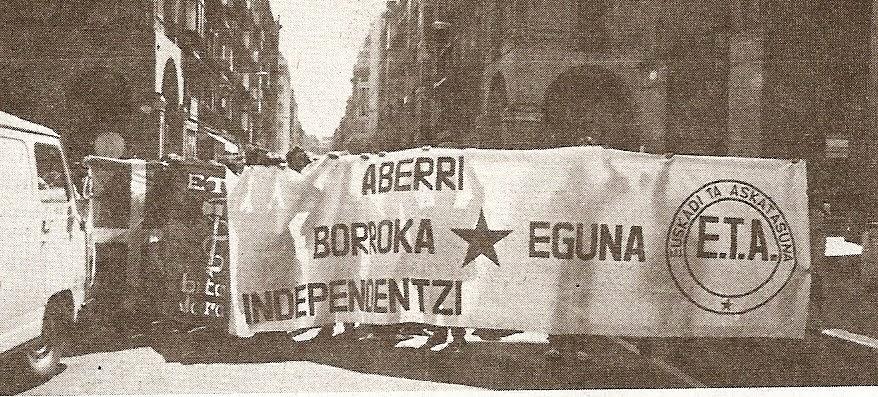 Nuestra historia de Euskadi Ta Askatasuna