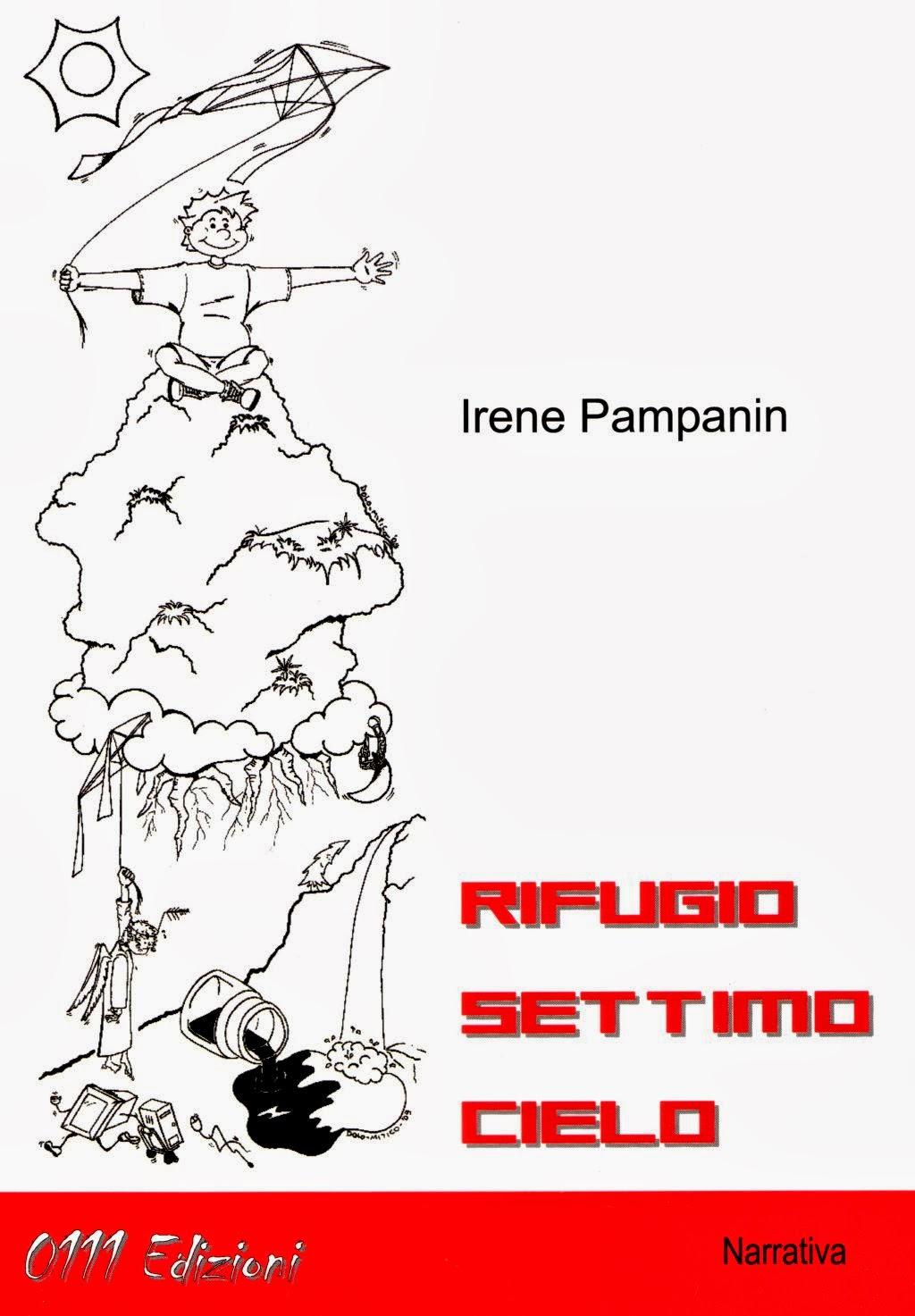 Il primo libro di Irene Pampanin