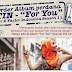 Pre-Order Album Perdana Fatin (For You)