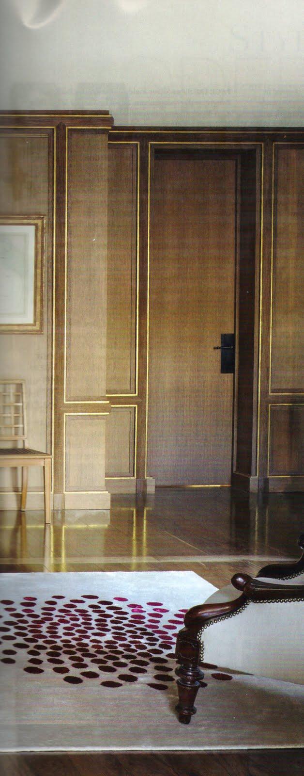 Splendid Sass Jacques Grange Interior Design In London