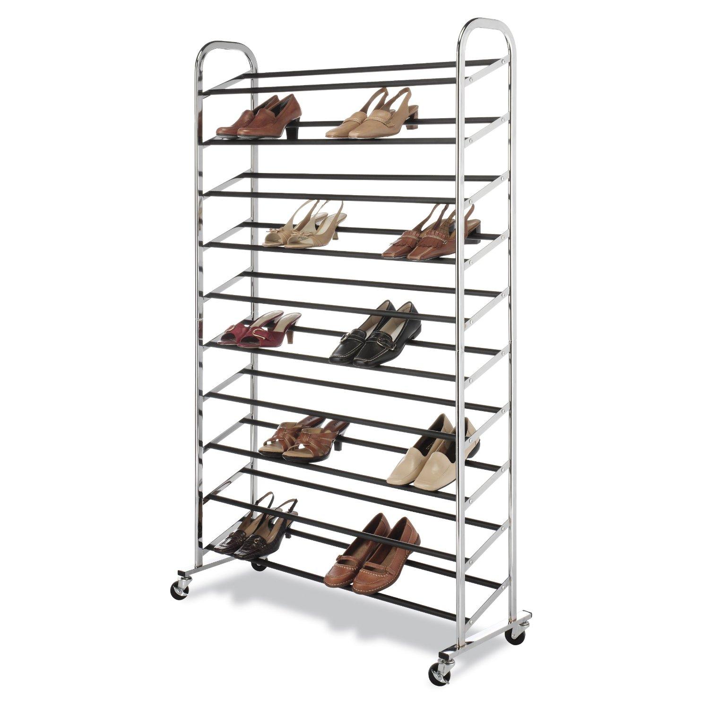 how to put shoe rack in dryer