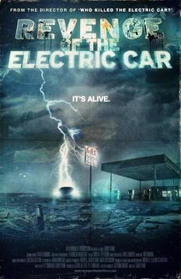 Revenge of the Electric Car (2011). poster movie pelicula