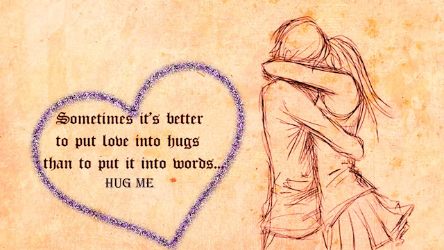 happy hug day messages 2016