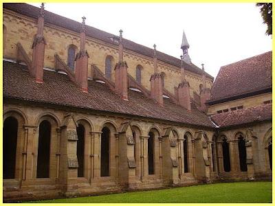 Monasterio de Maulbronn - Exterior