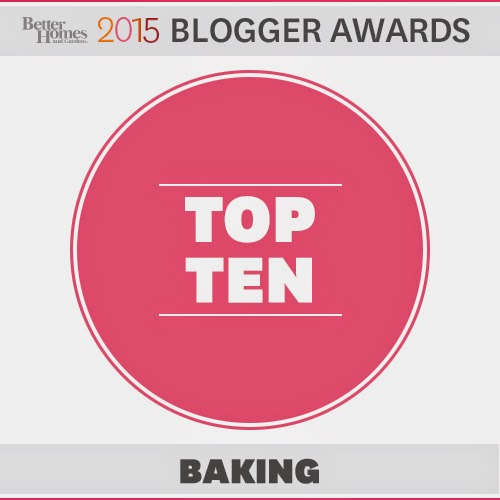 2015 BHG Top 10 Baking Blogger