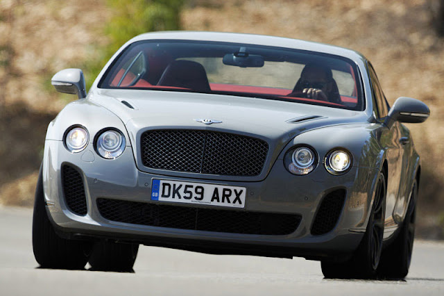 2010 Bentley Continental Supersports Wallpaper
