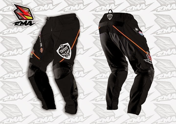 Jual Celana Panjang Sepeda Custom RMA Sample 1