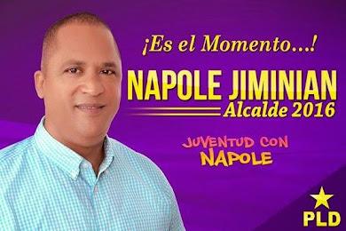 NAPOLE JIMINIAN SINDICO..NUEVA VISION PARA EL MUNICIPIO