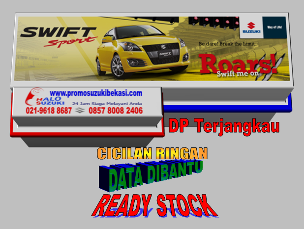 Promo Mobil Suzuki New Swift Sport