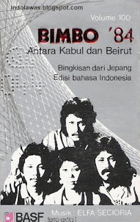 BIMBO  Antara Kabul dan Beirut 1984