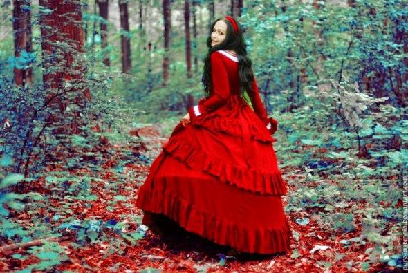 Marianna Orlova deviantart fotografia surreal modelos mulheres fashion cosplay fantasia