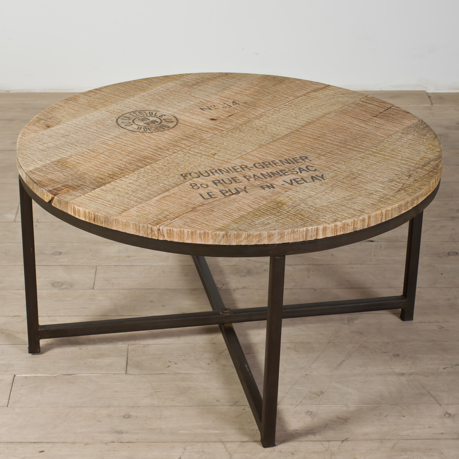 Round Coffee Tables Shine Your Light