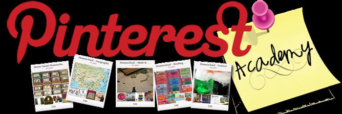 Pinterest Academy 2012-2013