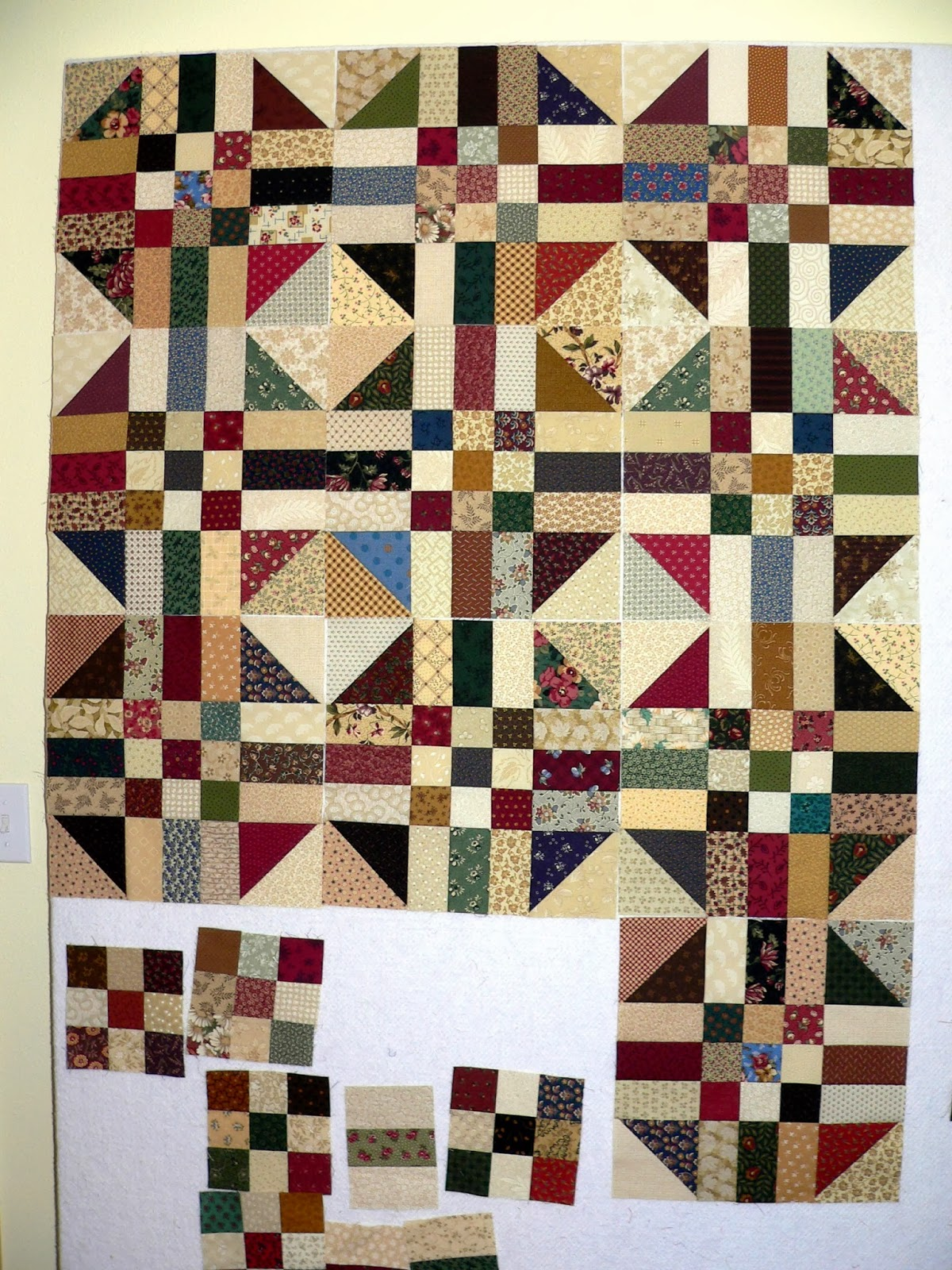 Asimplelife Quilts Design Wall Tuesday