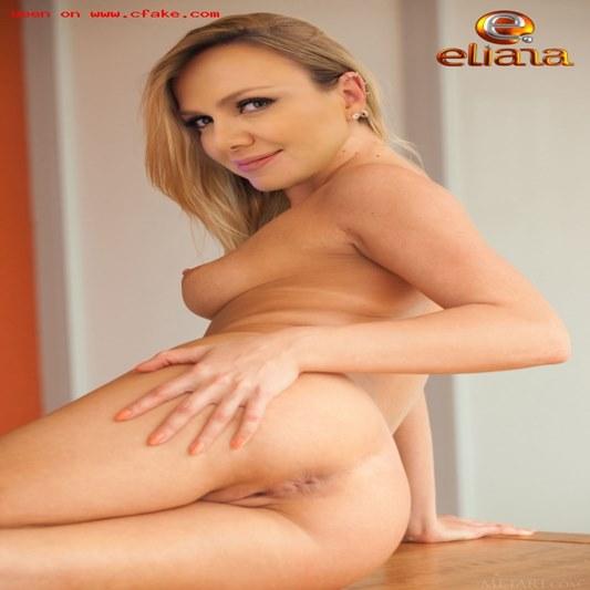 Fotos da bela apresentadora Eliana