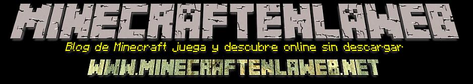 Minecraftenlaweb