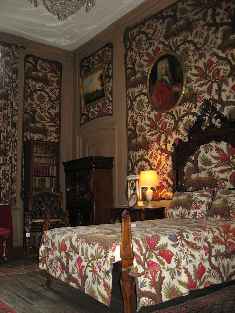 camera casa museo Van Loon Amsterdam