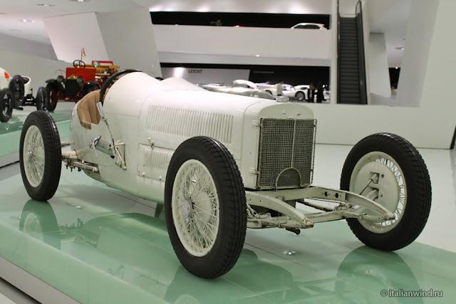 Mercedes 2-Liter-Rennwagen
