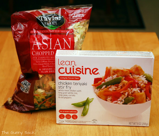 Getting back to healthy eating the gunny sack - Are lean cuisines healthy ...
