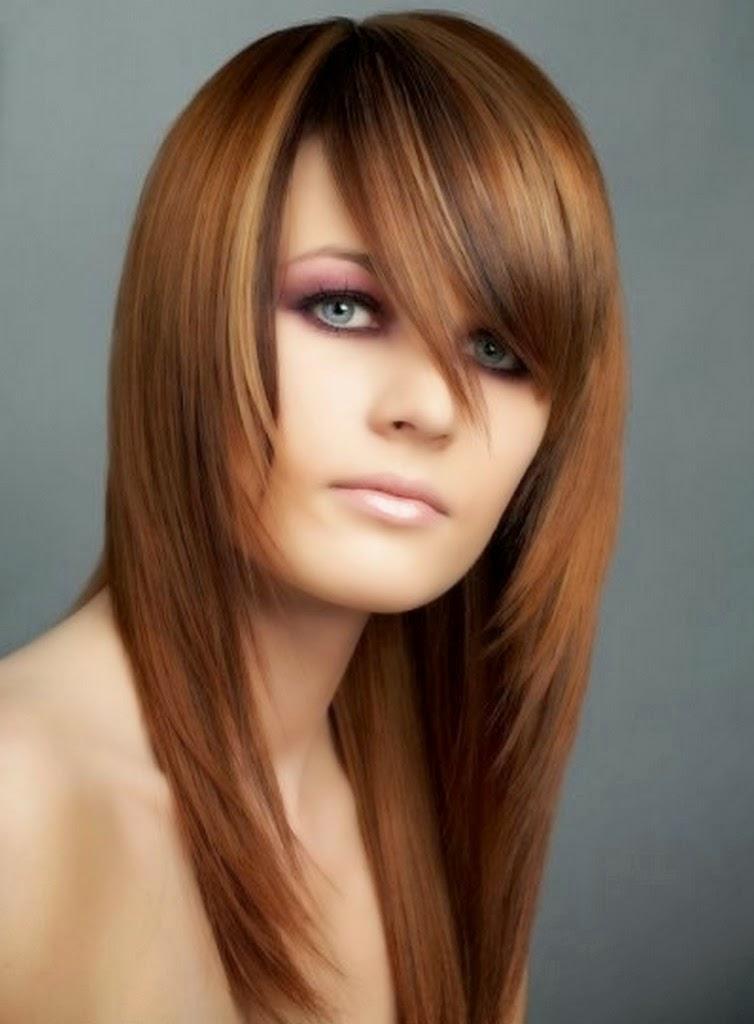 Flattering Medium Hairstyles