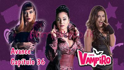 "VampiAvance - Capítulo 36 - Chica Vampiro - ""Drácula, Infiel?"