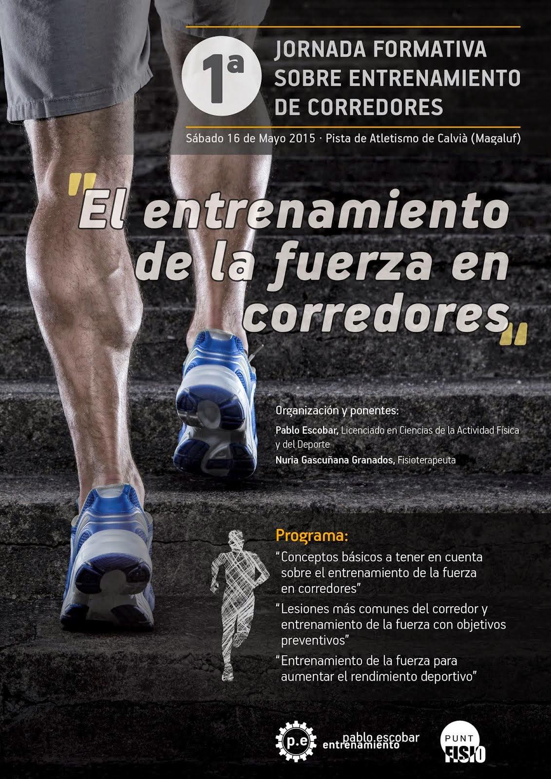 1° Jornada Formativa sobre Entrenamiento en Corredores
