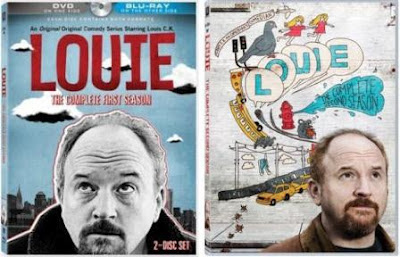 Louie Season 1 & Season 2 DVD