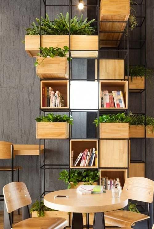 natural home cafe design ideas by penda - Cafe Design Ideas