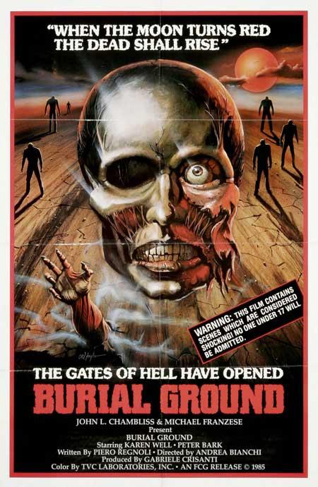 фильмы ужасов vhs