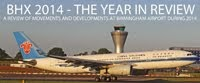 Birmingham Airport 2014 - The Year in Review